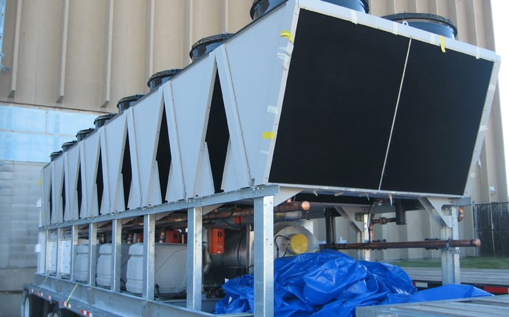 Chicago Commercial Cooling Chilling Systems Tower
