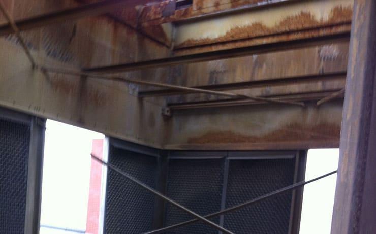 industrial cooling system repairs