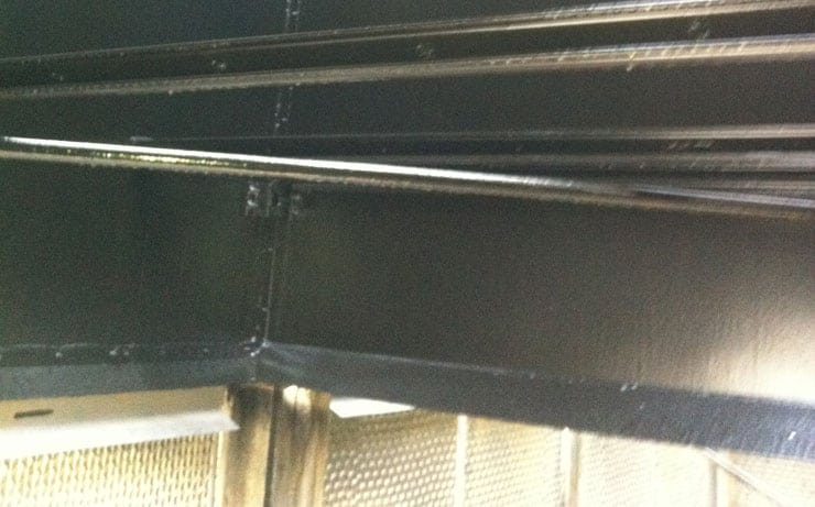 chiller repair services rebuild top