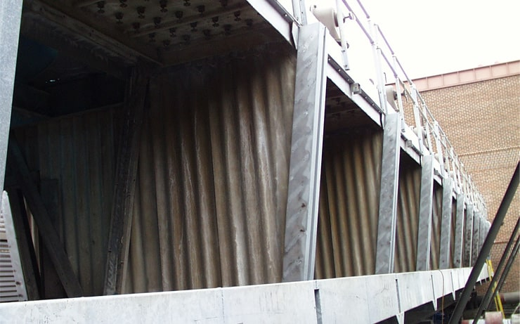 cooling tower repair