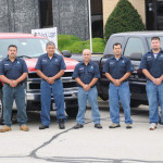 Bullock, Logan & Associates cooling system repair team
