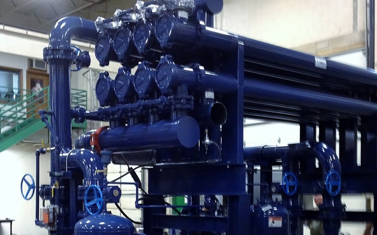 large industrial cooling systems