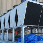 Smardt 400-ton air cooled chiller