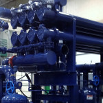 Bullock, Logan & Associates industrial cooling system